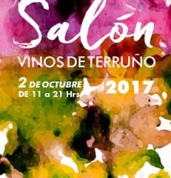 cartel salon vinos terruño 2017